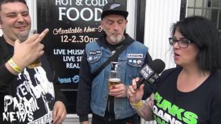 PNX NEWS (Punks News) - SICK OF IT ALL , JOCK BLYTH (GBH) , OI POLLOI , DSA , DALEKS