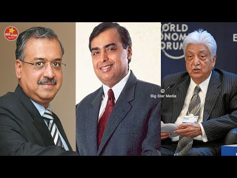 Top 10 Richest People In India and their Net worth 2018
