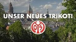 UNSER NEUES TRIKOT!  |  Saison 2019/20  |  1. FSV Mainz 05