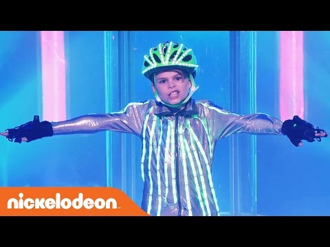 Thumbnail: Merrick Performs 'Radioactive' by Imagine Dragons | Lip Sync Battle Shorties | Nick