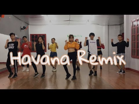 Havana (Remix) - Dance Cover / dsomeb Choreography