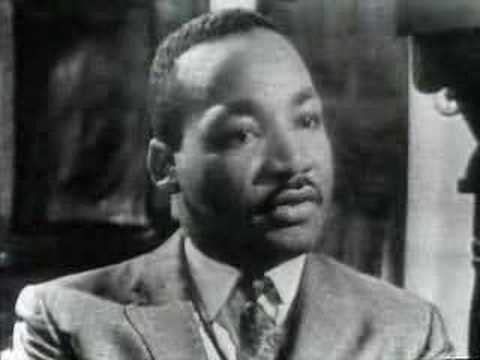 Martin Luther King, Jr.- Influence of Gandhi and Nonviolence