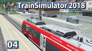 train simulator 2018 die zugsimulation. Black Bedroom Furniture Sets. Home Design Ideas