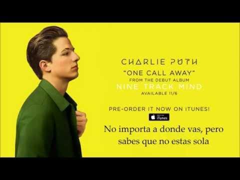 Charlie Puth - One Call Away (Subtitulos en Español)