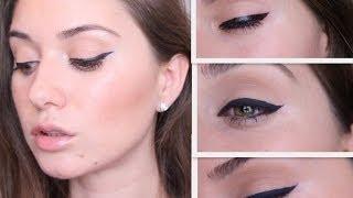Как научиться рисовать стрелки HOW TO : winged eyeliner(Я на Instagram - http://instagram.com/real_elena864/ ✓ВК http://vk.com/real_elena864 (обо всееем:) ✓Twitter-https://twitter.com/elena864 ( о личном...) ✓Blog-., 2014-01-05T14:48:18.000Z)