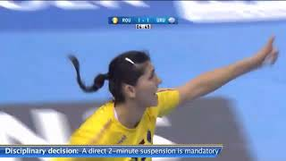 ATHF HANDBALL REFEREE EDUCATION VIDEOS  (2 MINUTE SUSPENSIONS)