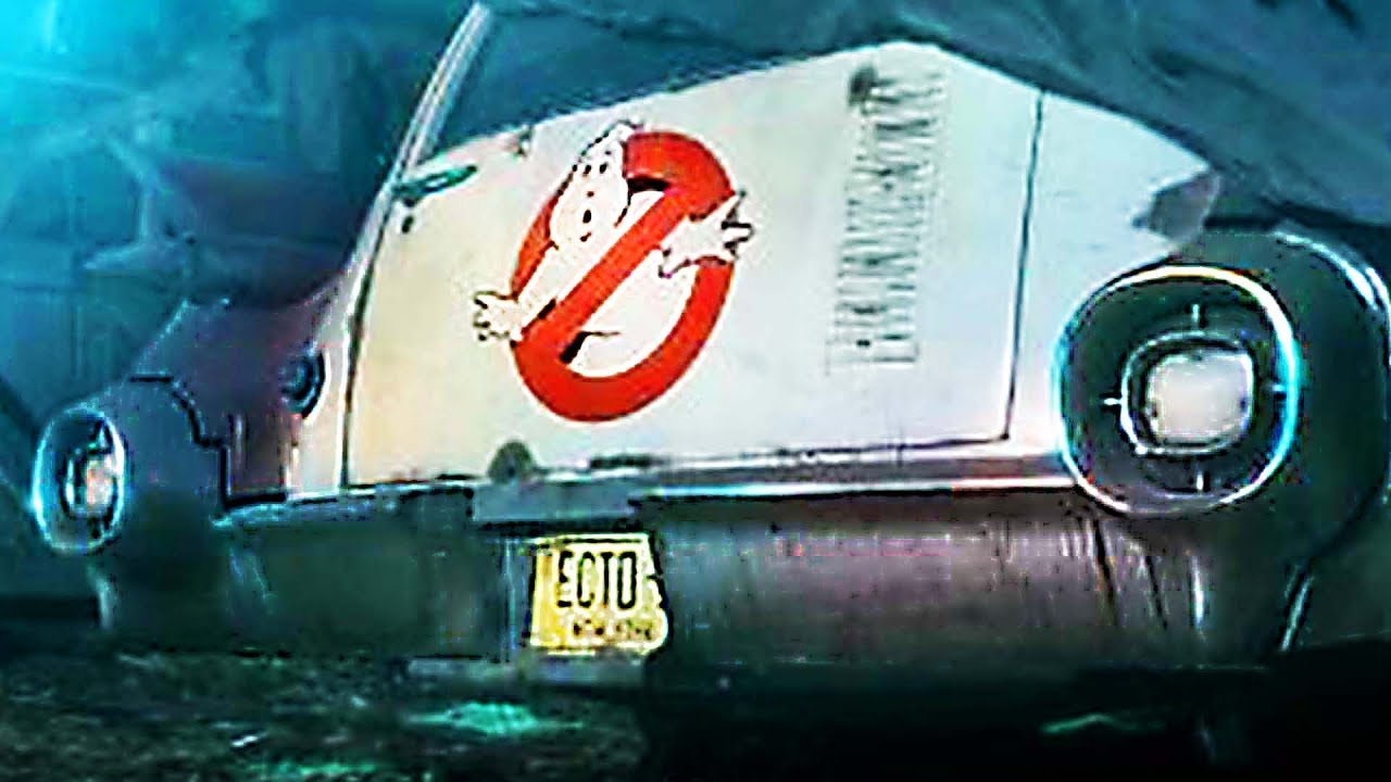 New Champion Teaser 2020 SOS FANTÔMES 3 Bande Annonce Teaser (2020) Ghostbusters 3   YouTube