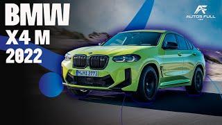 Nuevo BMW X4 M 2022 - ¿Mejor que Mercedes AMG GLC63?