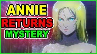ANNIE RETURNS!! Annie Lost Girls OVA Wall Sina Goodbye Part 2 - Attack on Titan Annie Leonhardt