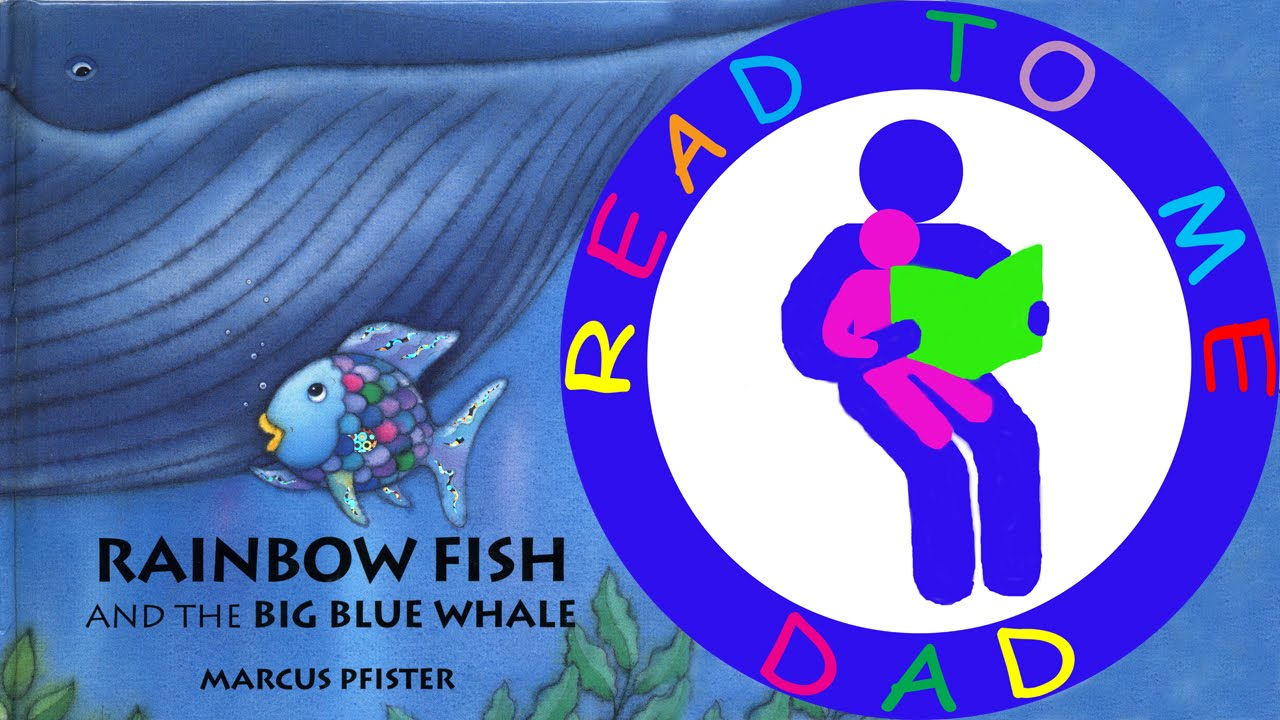 Rainbow fish and the big blue whale youtube for Big blue fish