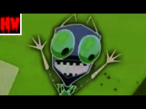 Invader Zim - Theme Song (Horror Version) 😱