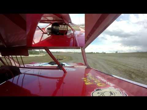 Jeff Crouse Racing.  Viking Speedway.  2 gopros.   5/28/17