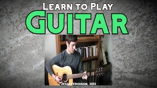 Introduction to Guitar (A Simple Method)