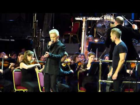 Billy Idol & Alfie Boe 'Bell Boy' Classic Quadrophenia 05.07.15 HD