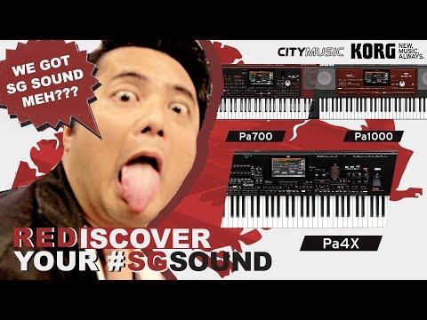 Blog - Rediscover & Redefine Your S'pore Sounds (New KORG PaSG