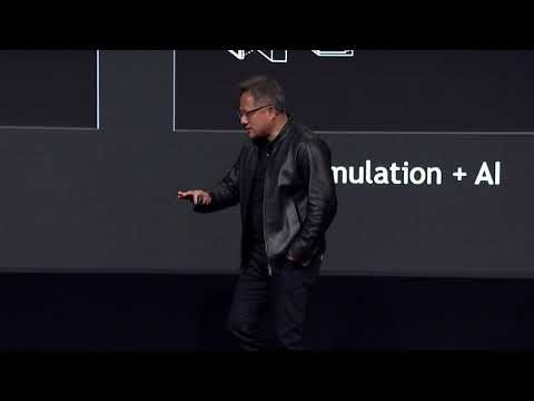 SC18: NVIDIA CEO Jensen Huang on the New HPC