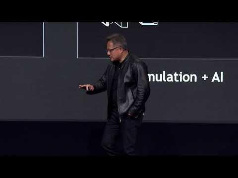 SC18: NVIDIA CEO Jensen Huang on the New HPC
