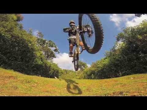 MTB Mauritius DH Les Gorges Downhill