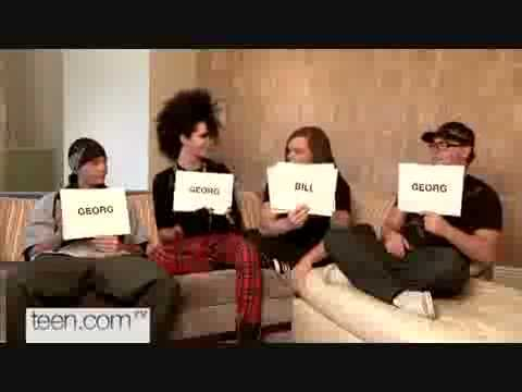 Tokio Hotel Interview 2010 - Teen.com