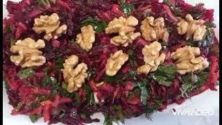#Pancar Sevmeyenler Bile Bayılacak! #Pancar Salatası Nasıl Yapılır? #Meliha'nın