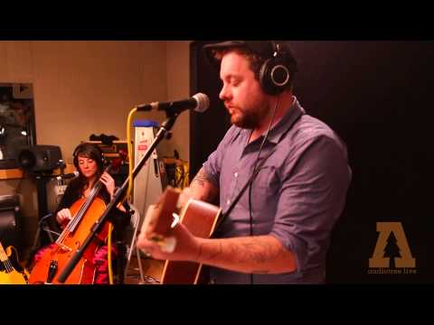 Nathanial Rateliff - Three Fingers In - Audiotree Live