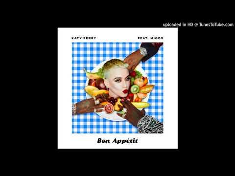 Katy Perry - Bon Appétit (feat. Migos) - Clean Version