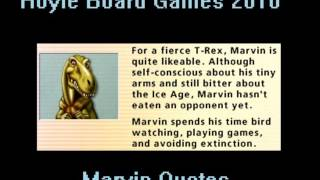 Hoyle Board Games 2010 - Marvin Quotes