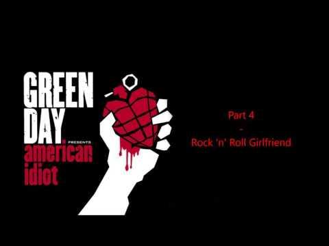 Green Day - Homecoming lyrics (HQ)
