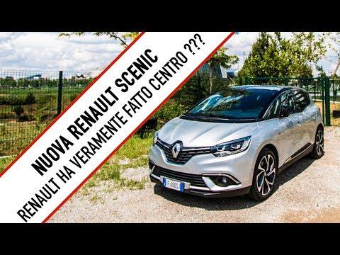 Nuova Renault Scenic: Renault ha veramente fatto centro? [MY 2016 / 2017 / ITA]