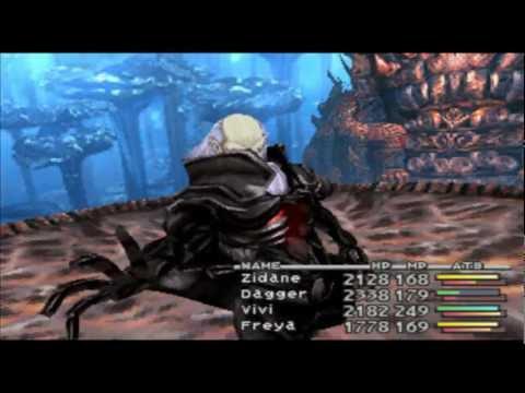 Final Fantasy IX - Silver Dragon & Garland