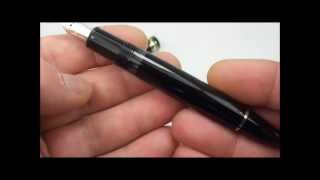 Montblanc 146 Le Grand Fountain Pen Review(, 2012-04-02T13:37:00.000Z)