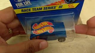 Video 077 Review Hot Wheels Hummer 1996