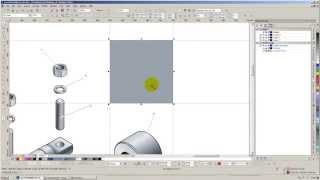 Урок 1. Новые функции и особенности работы CorelDRAW Technical Suite X6