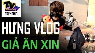 Bà Tân Vlog bị ăn xin mặt đen đến nhà xin tiền
