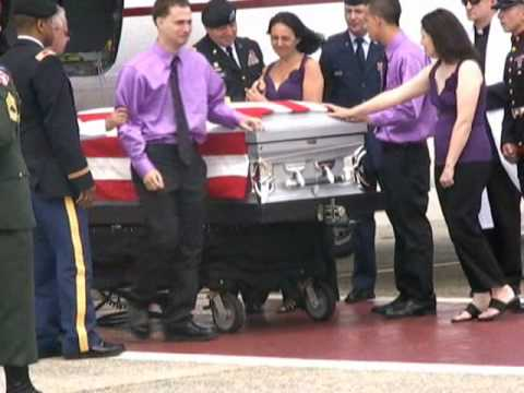 Army Spc. Andrews: killed in action