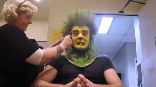 STGtv: Backstage with Dr. Seuss' How The Grinch Stole Christmas! The Musical