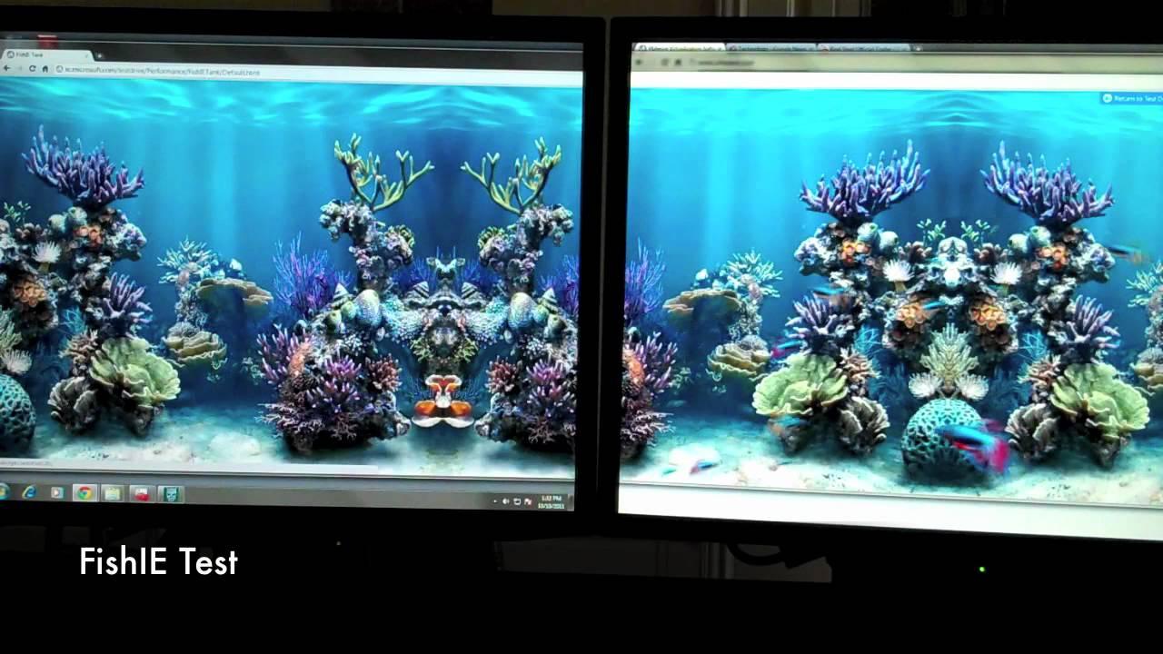 Shared GPU accelerated VMware View virtual desktop