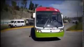 Mexibús Linea 2 Cuautitlán Izcalli - Ecatepec