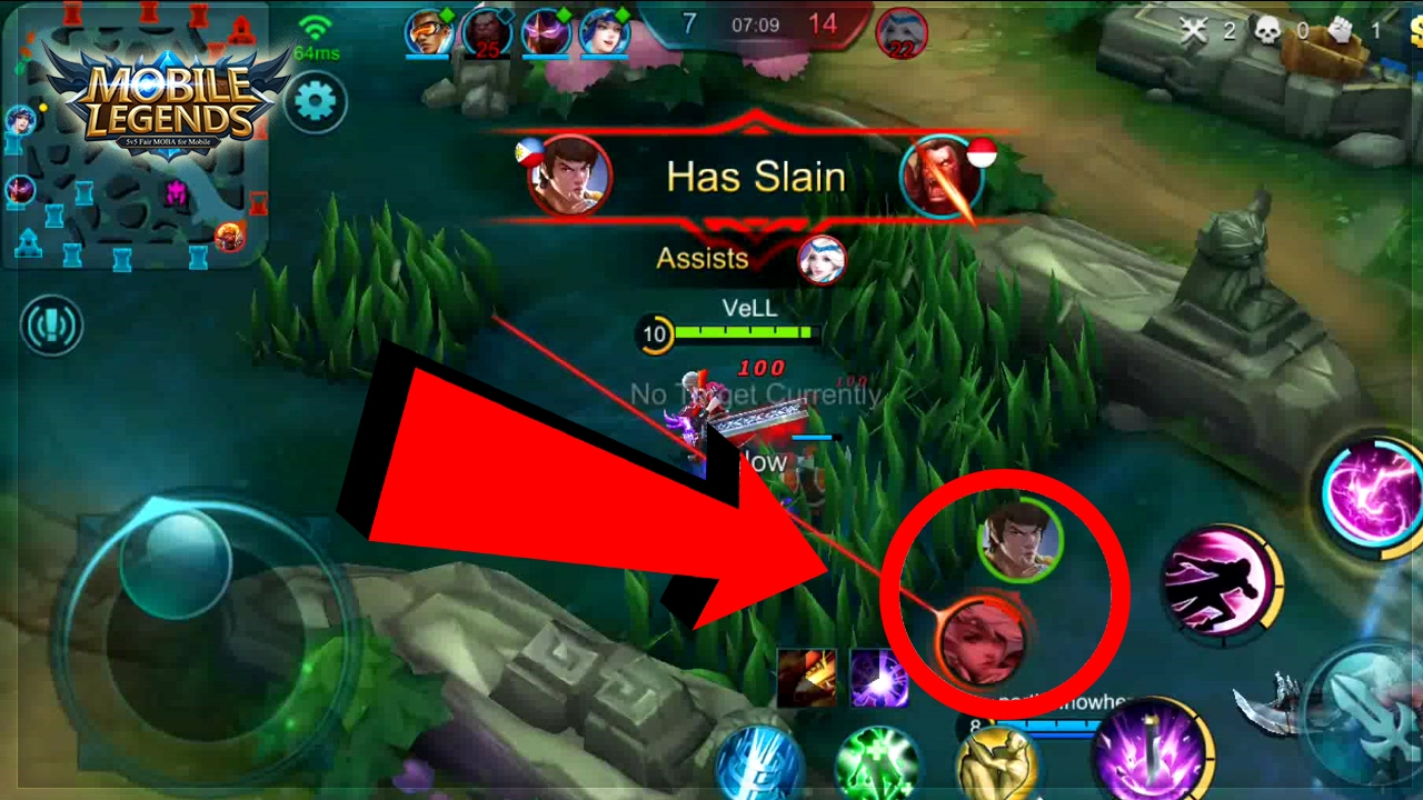 Mobile Legends How To Target Specific Heroes Manually How To