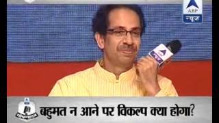 FULL VIDEO: Ghoshanapatra with Shiv Sena chief Uddhav Thackeray