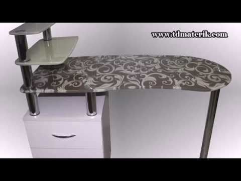Мебель для маникюра -