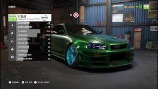 Need for Speed Payback dove trovare auto abbandonata