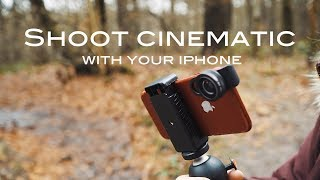 Cinematic video with your iphone | iphone fisheye lens | iphone filmmaking accessories