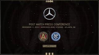 NYC vs ATL | Post-Match Press Conference