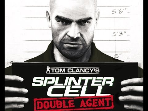 Descargar Splinter Cell Double Agent Full y en Español [MEGA][PutLoker][4Shared]