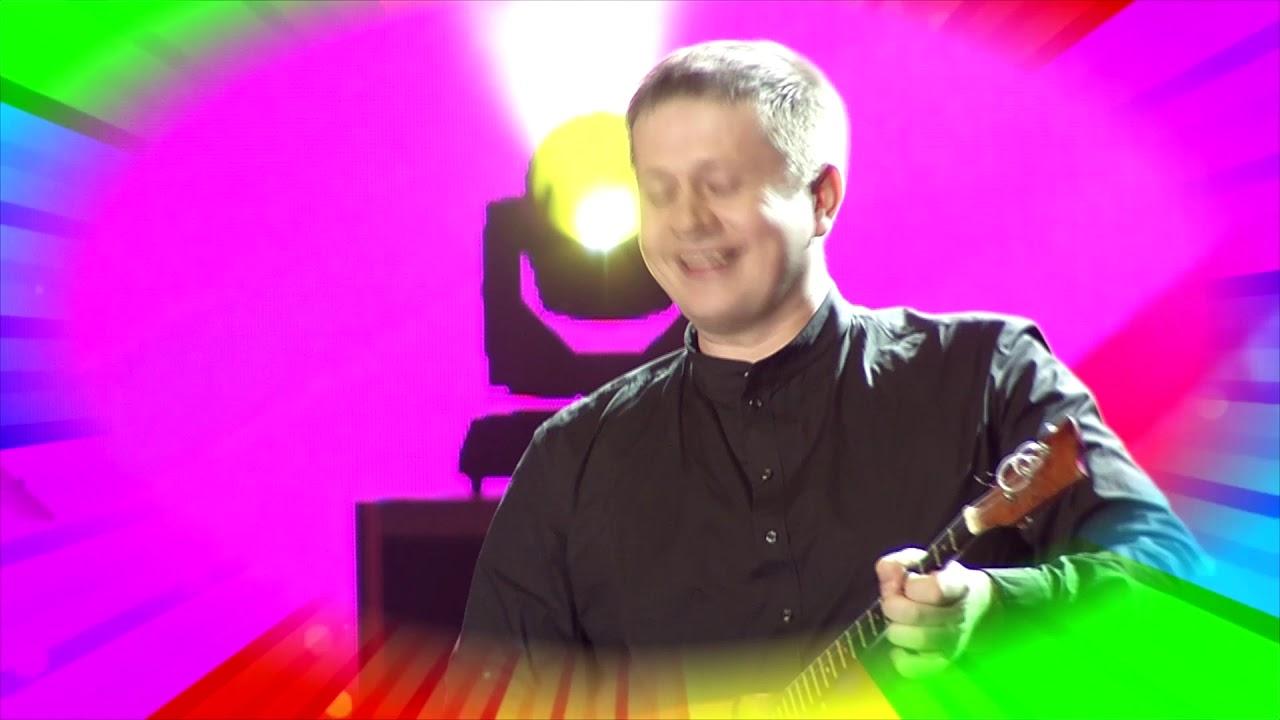Михаил Кириллов . Соло на балалайке