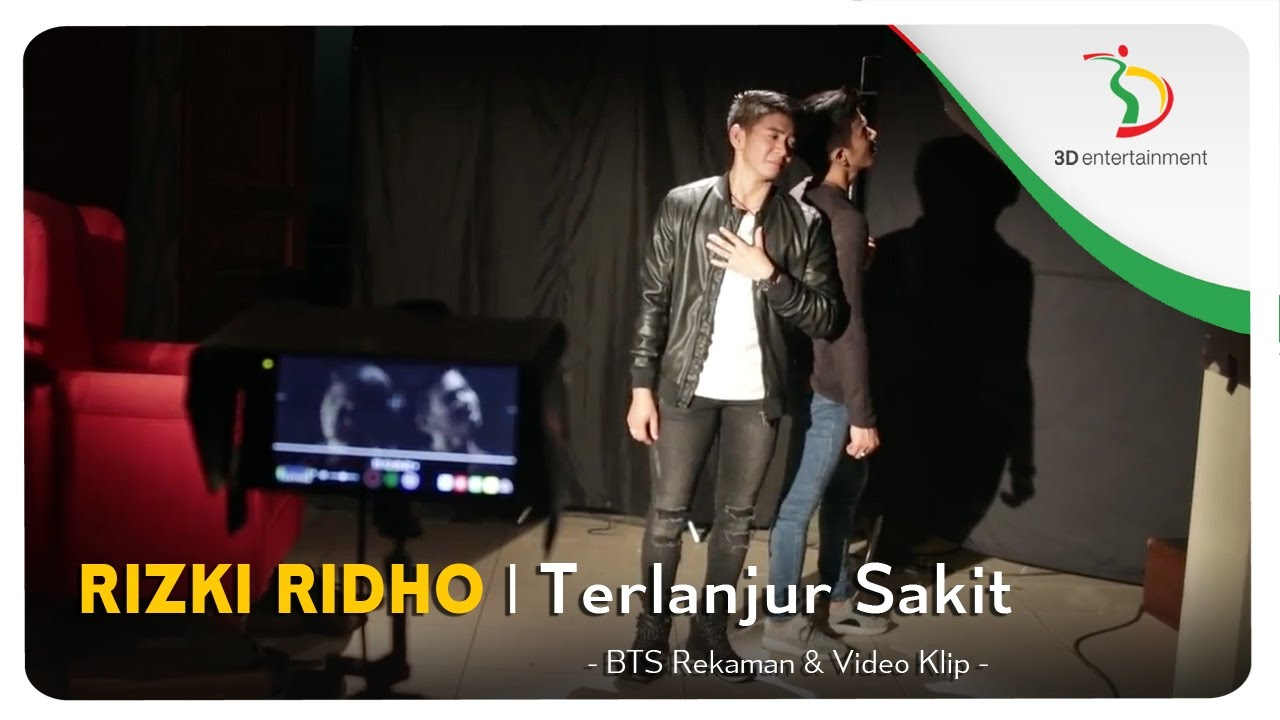RizkiRidho - Terlanjur Sakit | Behind the Song & Recording