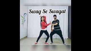 Swag Se Swagat Song Dance Choreography | Tiger Zinda Hai | Salman Khan | Katrina Kaif |
