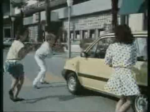 Vintage Honda TV advert for the Jazz car - 1980s ad