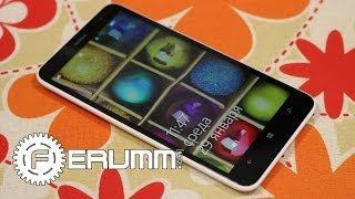 Nokia Lumia 1320 обзор. Подробный видеообзор смартфона Nokia Lumia 1320 от FERUMM.COM(Nokia Lumia 1320 узнать цену: http://manzana.ua/nokia-lumia-1320-orange-2 Nokia Lumia 1320 - доступный фаблет от финской компании. Кажеться,..., 2014-02-05T08:25:05.000Z)